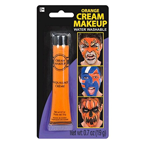Orange Cream - Makeup Costume
