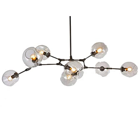 Led Post-modern Tree Branch Chandelier Creative Personality Art Circle Designer Fashion Store Dining Room Chandelier Lighting Easy To Use Ceiling Lights & Fans
