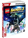 Lego Batman 3: Beyond Gotham: Prima Official Game Guide (Prima Official Game Guides)