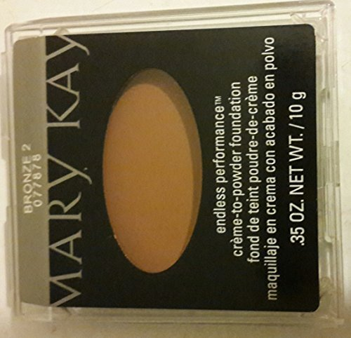 Mary Kay Creme to Powder Endless Performance Bronze 2