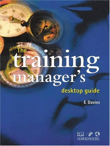 Download The Training Manager's Desktop Guide ebook