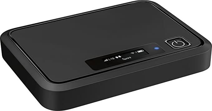 Amazon com: Franklin R850 4G LTE Mobile Hotspot - Sprint