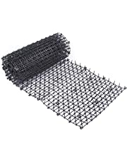 Cat Scat Mat with Spikes,Cat Repellent Indoor & Outdoor Scat Mat, Deterrent Scat Mats for Cats and Dogs for Garden, Porch, Home, Anti-Cats Network Digging Stopper Prickle Strip