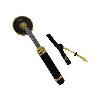 gaddrt vibra-king 750 bajo el agua detector de metales con vibración y LED indicador