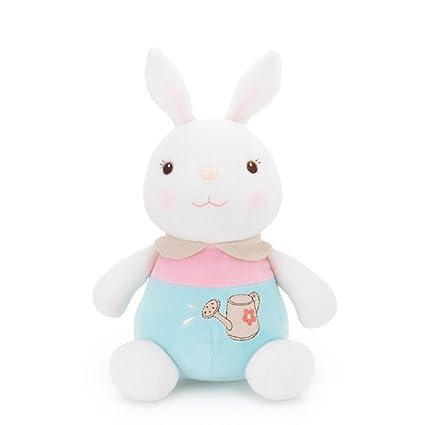 Rawdah Relleno Muñecos de peluche de felpa animal encantador conejito lindo Coleccion Juguetes regalo de Pascua