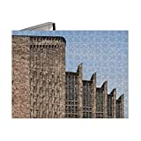 252 Piece Puzzle of Coventry Cathedral DP164704 (11612821)