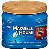 Maxwell House Medium Roast House Blend Ground Coffee (24.5 oz...