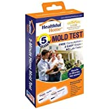 Healthful Home 5-Minute Mold Test Aspergillus, Penicillium, Stachybotrys. WORKS EVEN IF YOU CANT SEE THE MOLD. Free Consultation. No Waiting for Labs. by HEALTHFUL HOME