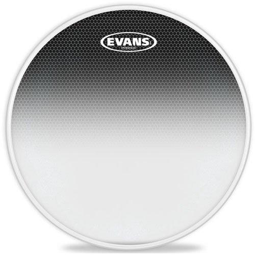 Evans System Blue SST Marching Tenor Drum Head, 6 - Marching Head Drum Tenor