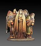 James Christensen - The Widow's Mite - Porcelain Sculpture