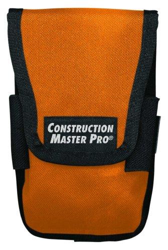 Construction Calculator Case - Calculated Industries 5010-BB1 Soft Tool Belt Case, Orange/Black
