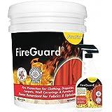 Flame Retardant Coating, Size: 5 gal.