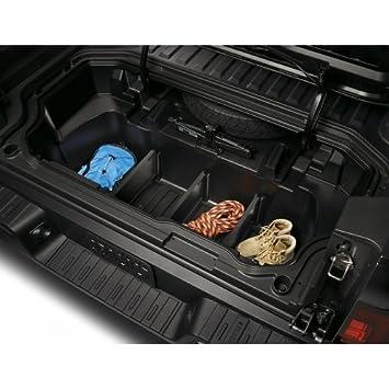 2017 Honda Ridgeline In Bed Trunk Cargo Dividers   08U35 T6Z 100