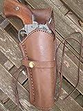 Country Western USA Brown Gun Holster