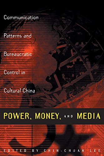 Power, Money, and Media: Communication Patterns and Bureaucratic Control in Cultural China (Media Topographies) pdf