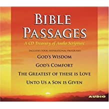 Bible Passages: A Cd Treasury of Audio Scripture