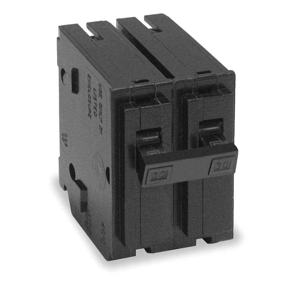 Square D - HOM2110 - Plug In Circuit Breaker, 110A, 10kA, 240V