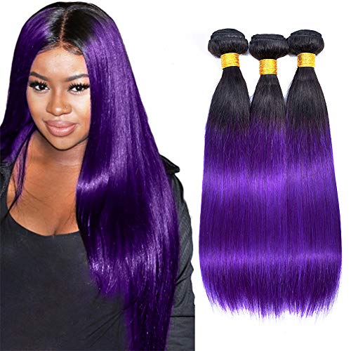Ombre-Straight-Hair-Bundles-3pcs-Ombre-Brazilian-Virgin-Hair-Human-Hair-Weave-Two-Tone-Black-to-Purple-T1BPurple10-10-12