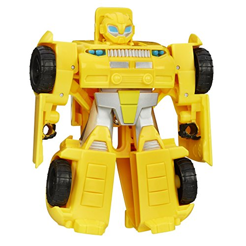 Bee Bumble Robot Heroes - Playskool Heroes Transformers Rescue Bots Bumblebee Figure