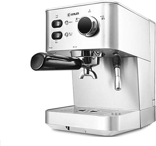 Máquina De Café Exprés, Cafetera Semiautomática, Temperatura ...