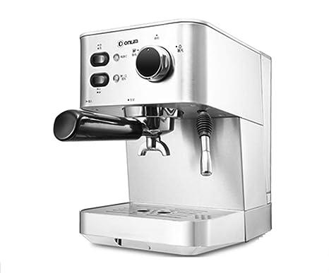 Máquina De Café Exprés, Cafetera Semiautomática, Temperatura Constante De 92 ° C, Alta