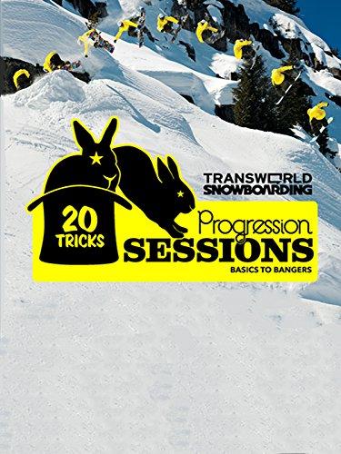 Transworld Snowboarding's 20 Tricks, Vol. 3: Progression Session