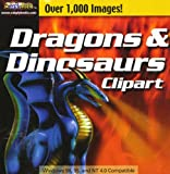 Dragons & Dinosaurs Clipart