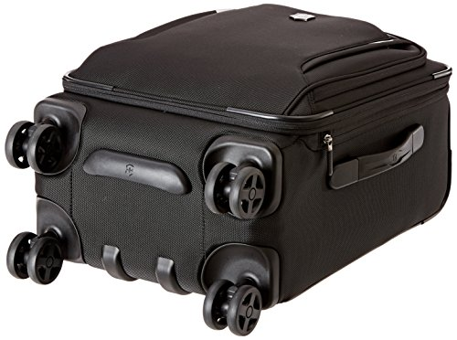 Victorinox Werks Traveler 5.0 WT 20 Dual-Caster, Black, One Size by Victorinox (Image #4)