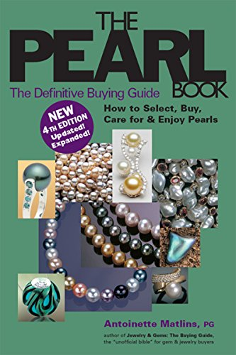The Pearl Book (4th Edition): The Definitive Buying (Antoinette Pearl)