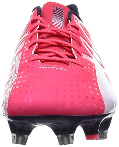 Puma evoSPEED 1,3 Mixed SG - bright plasmáticas-White-hombre, color, talla 10 - multicolor