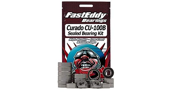 Shimano Curado CU-200B Baitcaster Fishing Reel Rubber Sealed Bearing Kit