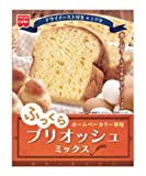 Home bakery dedicated brioche mix 253gX6 boxes