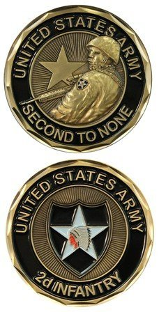 New Military Challenge Coin - 9