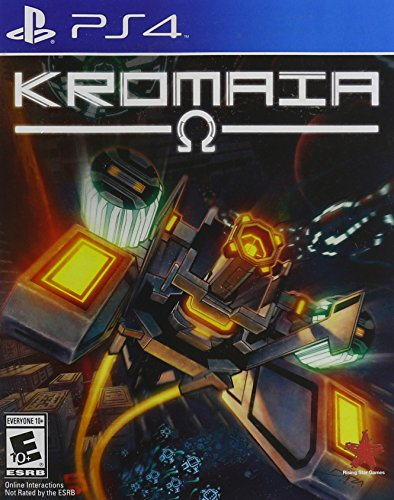 (Kromaia PS4 - PlayStation 4)