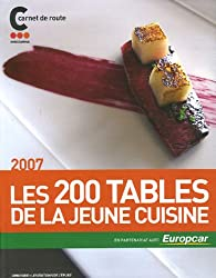 Carnet de route omnivore : Les 200 tables de la jeune cuisine