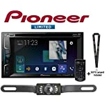 Pioneer AVH-1440NEX 6.2 DVD Receiver Apple CarPlay HD Radio + Backup Camera and a SOTS Lanyard
