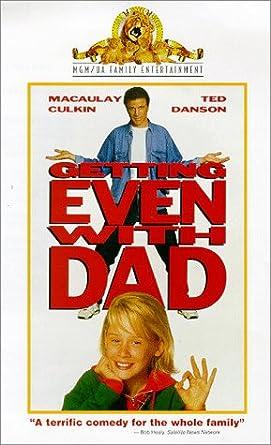 Getting Even with Dad [USA] [VHS]: Amazon.es: Macaulay Culkin ...