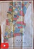 Manhattan New York City 1852 hayward oceanography