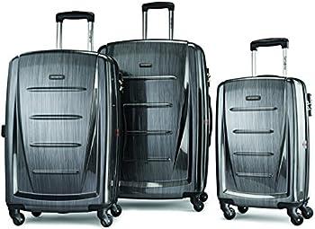 Used Samsonite Winfield 2 Fashion 3-Pc Hardside Spinner Luggage Set