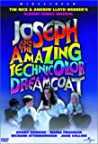 For the first time ever, Tim Rice and Andrew Lloyd Webber's fun-filled musical Joseph and the Amazing Technicolor Dreamcoat has been specially filmed for video. Inspired by the record-breaking London Palladium stage show, this production star...