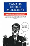 Canada under Mulroney, , 0919890881