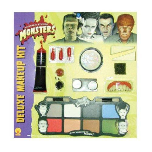Universal Studios Deluxe Monster Makeup Kit, White, One Size