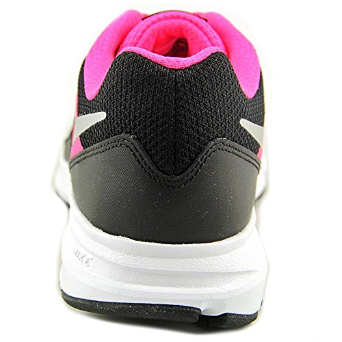 clearance very cheap buy cheap view NIKE Kids' Downshifter 6 (GS/PS) Running Shoes Blk/Mtllc Slvr-hyper Pnk-white T3ZGa