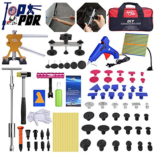 Fly5D Complete Paintless Auto Dent Removal Tools Set
