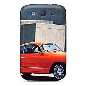 Premium Protection Volkswagen Karmann Ghia For Retina Display Case Cover For Galaxy S3- Retail Packaging