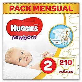 Pañales Recién Nacido Huggies