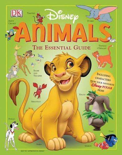 Disney Animals Essential Guide (DK Essential Guides)