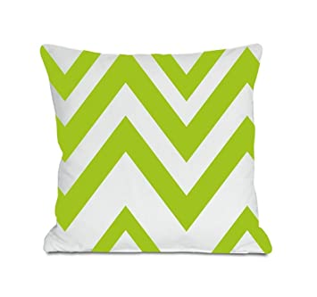 Amazon Com Lime Green Throw Pillow Covers Green Accent Pillow