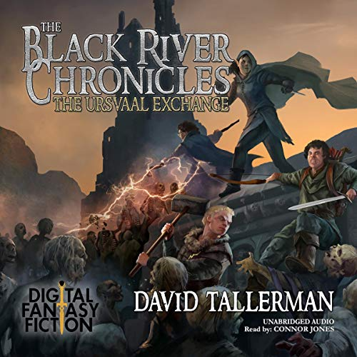Pdf Fantasy The Black River Chronicles: The Ursvaal Exchange: Black River Academy, Volume 2