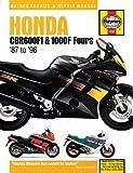 Honda CBR600F1 and 1000F Fours, 1987 - 1996, International Motorbooks Staff and John Haynes, 1859602282